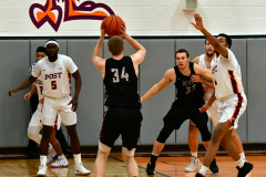 Gallery NCAA DII Men's Basketball - Post 91 vs. Univ. of the Sciences 77 - Photo # (23)