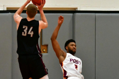 Gallery NCAA DII Men's Basketball - Post 91 vs. Univ. of the Sciences 77 - Photo # (35)