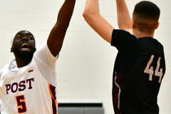 Gallery NCAA DII Men's Basketball - Post 91 vs. Univ. of the Sciences 77 - Photo # (42)