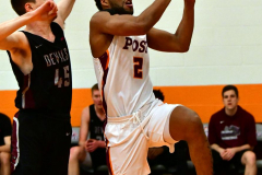 Gallery NCAA DII Men's Basketball - Post 91 vs. Univ. of the Sciences 77 - Photo # (50)