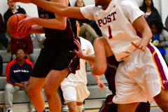 Gallery NCAA DII Men's Basketball - Post 91 vs. Univ. of the Sciences 77 - Photo # (57)