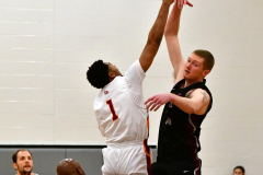 Gallery NCAA DII Men's Basketball - Post 91 vs. Univ. of the Sciences 77 - Photo # (9)