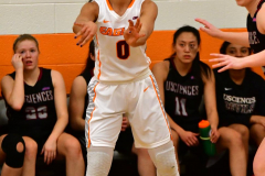 Gallery NCAA DII Women's Basketball - Post 63 vs. Univ. of the Sciences 75 - Photo # (101)