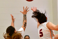 Gallery NCAA DII Women's Basketball - Post 63 vs. Univ. of the Sciences 75 - Photo # (104)