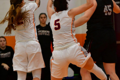 Gallery NCAA DII Women's Basketball - Post 63 vs. Univ. of the Sciences 75 - Photo # (105)
