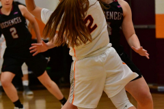 Gallery NCAA DII Women's Basketball - Post 63 vs. Univ. of the Sciences 75 - Photo # (115)