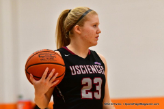 Gallery NCAA DII Women's Basketball - Post 63 vs. Univ. of the Sciences 75 - Photo # (135)