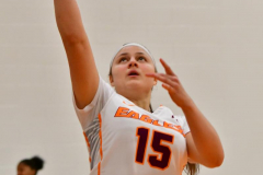 Gallery NCAA DII Women's Basketball - Post 63 vs. Univ. of the Sciences 75 - Photo # (144)