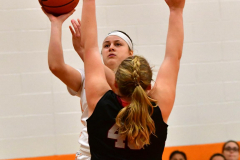 Gallery NCAA DII Women's Basketball - Post 63 vs. Univ. of the Sciences 75 - Photo # (173)