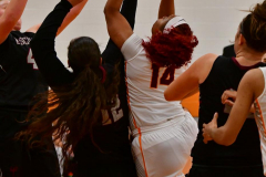 Gallery NCAA DII Women's Basketball - Post 63 vs. Univ. of the Sciences 75 - Photo # (195)