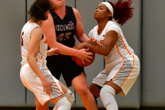 Gallery NCAA DII Women's Basketball - Post 63 vs. Univ. of the Sciences 75 - Photo # (31)