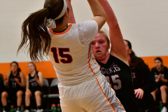 Gallery NCAA DII Women's Basketball - Post 63 vs. Univ. of the Sciences 75 - Photo # (38)