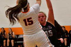 Gallery NCAA DII Women's Basketball - Post 63 vs. Univ. of the Sciences 75 - Photo # (39)