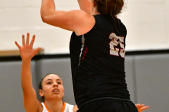 Gallery NCAA DII Women's Basketball - Post 63 vs. Univ. of the Sciences 75 - Photo # (56)