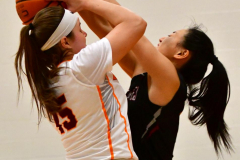Gallery NCAA DII Women's Basketball - Post 63 vs. Univ. of the Sciences 75 - Photo # (72)