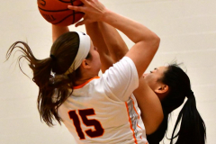 Gallery NCAA DII Women's Basketball - Post 63 vs. Univ. of the Sciences 75 - Photo # (73)