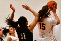 Gallery NCAA DII Women's Basketball - Post 63 vs. Univ. of the Sciences 75 - Photo # (75)