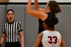 Gallery NCAA DII Women's Basketball - Post 63 vs. Univ. of the Sciences 75 - Photo # (8)