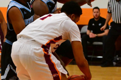 NCAA Dll Basketball; Post vs. Holy Family - Photo # 291