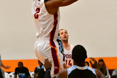 NCAA Dll Basketball; Post vs. Holy Family - Photo # 296