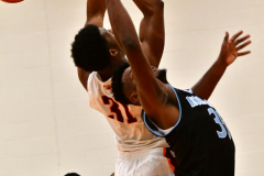 NCAA Dll Basketball; Post vs. Holy Family - Photo # 316