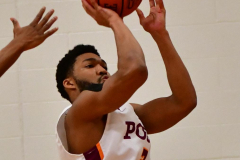 NCAA Dll Basketball; Post vs. Holy Family - Photo # 318