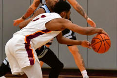 NCAA Dll Basketball; Post vs. Holy Family - Photo # 355