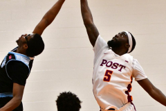 NCAA Dll Basketball; Post vs. Holy Family - Photo # 380