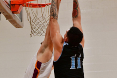 NCAA Dll Basketball; Post vs. Holy Family - Photo # 390