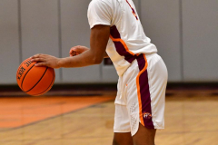 NCAA Dll Basketball; Post vs. Holy Family - Photo # 446
