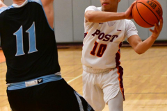 NCAA Dll Basketball; Post vs. Holy Family - Photo # 448