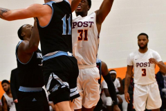 NCAA Dll Basketball; Post vs. Holy Family - Photo # 449