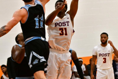 NCAA Dll Basketball; Post vs. Holy Family - Photo # 450