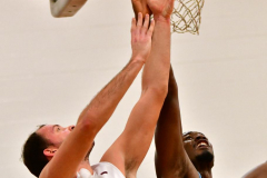 NCAA Dll Basketball; Post vs. Holy Family - Photo # 479