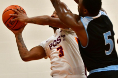 NCAA Dll Basketball; Post vs. Holy Family - Photo # 483