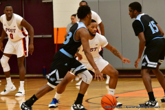 NCAA Dll Basketball; Post vs. Holy Family - Photo # 490