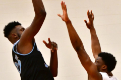 NCAA Dll Basketball; Post vs. Holy Family - Photo # 499
