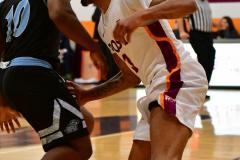 NCAA Dll Basketball; Post vs. Holy Family - Photo # 508