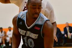 NCAA Dll Basketball; Post vs. Holy Family - Photo # 509