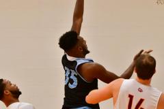 NCAA Dll Basketball; Post vs. Holy Family - Photo # 511