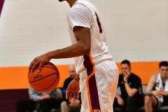 NCAA Dll Basketball; Post vs. Holy Family - Photo # 529