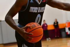 NCAA Dll Basketball; Post vs. Holy Family - Photo # 531