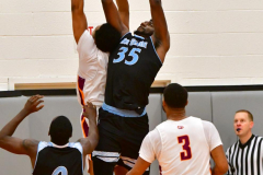 NCAA Dll Basketball; Post vs. Holy Family - Photo # 536