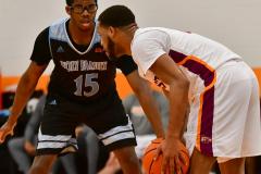 NCAA Dll Basketball; Post vs. Holy Family - Photo # 540