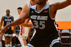 NCAA Dll Basketball; Post vs. Holy Family - Photo # 548
