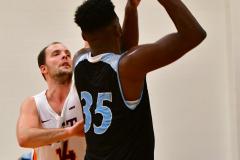 NCAA Dll Basketball; Post vs. Holy Family - Photo # 549