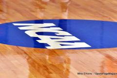 NCAA Dll Basketball; Post vs. Holy Family - Photo # 551