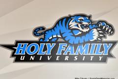 NCAA Dll Basketball; Post vs. Holy Family - Photo # 002