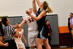 NCAA Dll Basketball; Post vs. Holy Family - Photo # 005