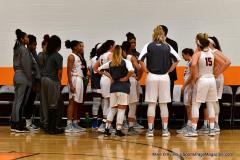 NCAA Dll Basketball; Post vs. Holy Family - Photo # 027